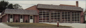 New Fire Station 1970s