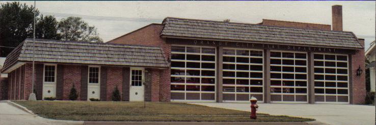 City of Orange City Looks to Voters to Expand Fire Station