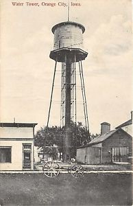 1911 Water Tower & Pump House