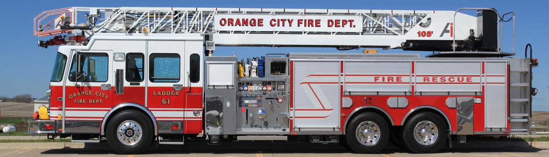 Apparatus Orange City Fire Department